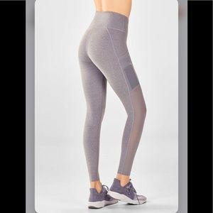 Fabletics Mila Pocket leggings in heather grey